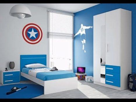 Decoración de cuarto para niño