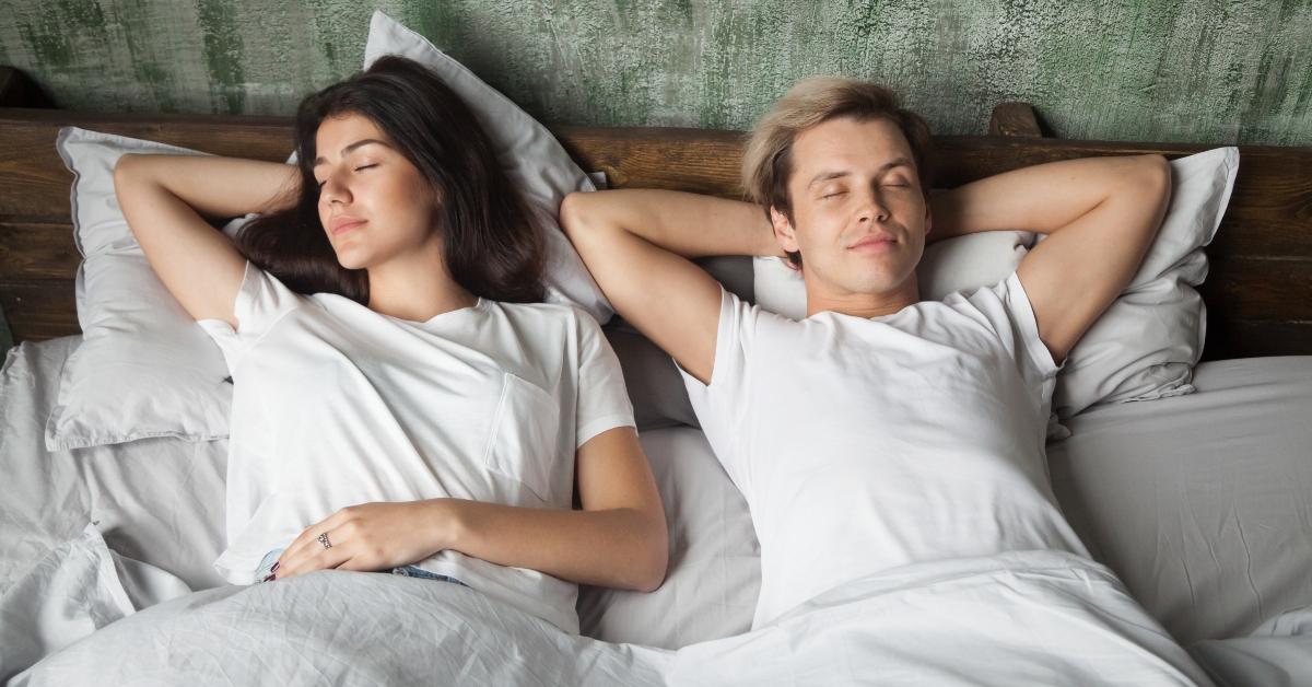 Posturas buenas para dormir