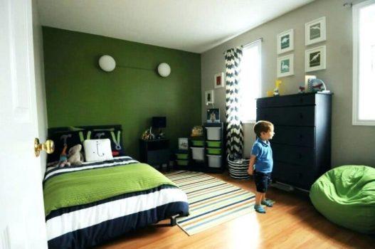 cuarto de niño ordenado